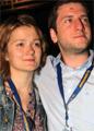 Надя Михалкова оставила трёхнедельную дочь, чтобы приехать на «Кинотавр»