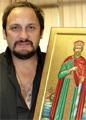 Стасу Михайлову подарили святого