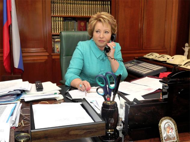 После Путина президентом станет Валентина Матвиенко