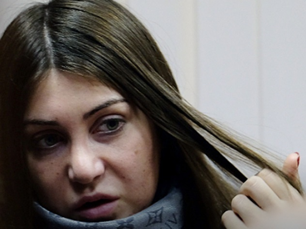 Мара Багдасарян вышла изизолятора насвободу