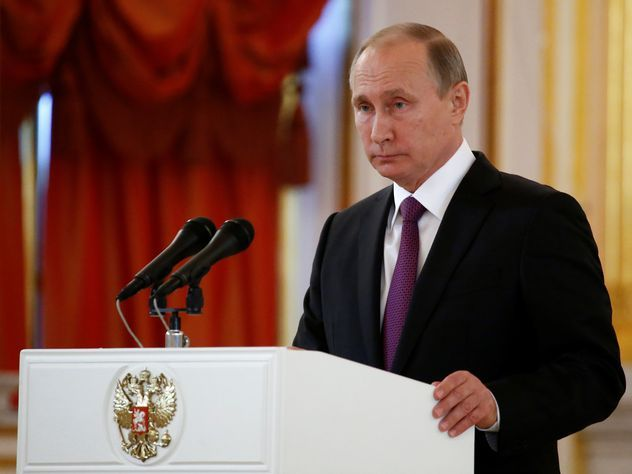 Политолог изФранции выдвинул кандидатуру В.Путина наполучение Нобелевской премии мира