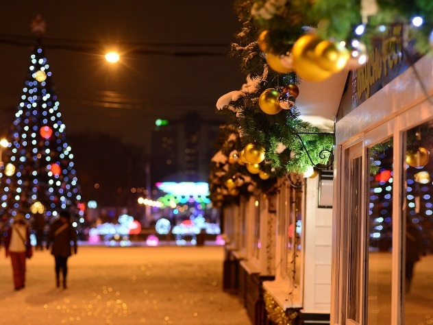 Погода «порадует» жителей столицы морозом минус 35 наРождество