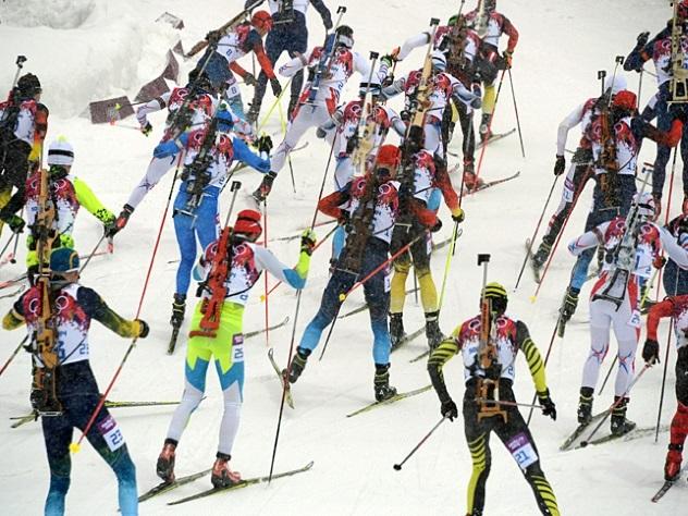 Дела вотношении 22 из29 русских биатлонистов закрыты