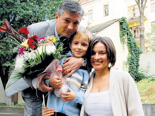 Бывшая солистка «ВИА Гры» призналась, что родила от киевского мафиози