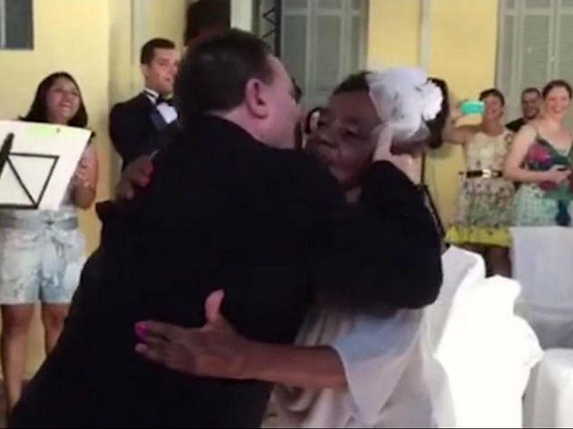Самая старая невеста сыграла свадьбу в 106 лет