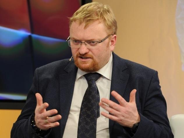 Милонов извинился засвои слова про христиан ииудеев