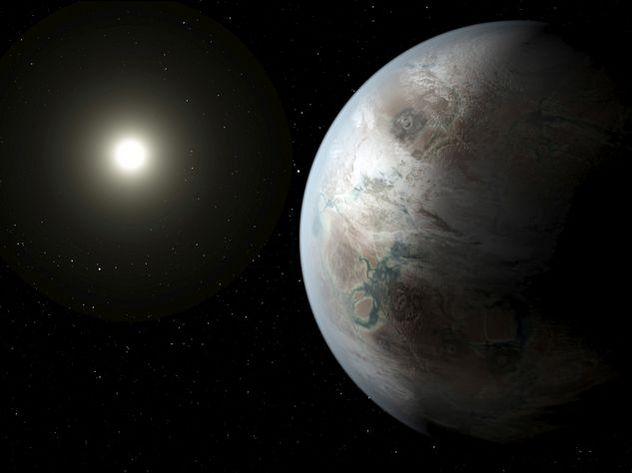 Ученые узнали, как выглядят инопланетяне с«красных карликов»