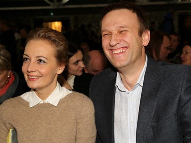 Навального в зеленке сравнили с персонажем «Шрека»