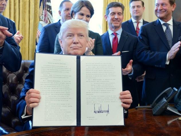 Дональд Трамп анонсировал экономическое чудо