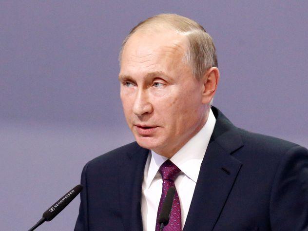 Путин прокомментировал несанкционированные митинги в Российской Федерации
