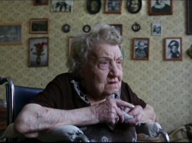 ВРостове погибла известная артистка Варвара Шурховецкая на104 году жизни