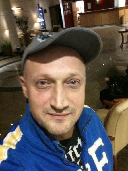 Приехав в Самару, Гоша тут же выложил снимок в свой микроблог - фото Twitter