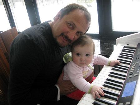 Стас МИХАЙЛОВ с дочкой Иванной