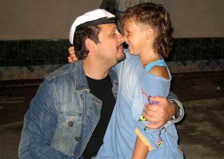 Стас МИХАЙЛОВ с сыном Никитой