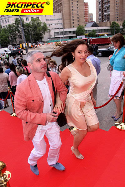 Екатерина с мужем Владимиром
