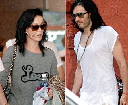 В Индии Кэти и Рассел выглядели, почти как Маугли