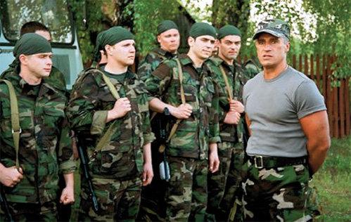 В сериале «Псевдоним «Албанец-2» с Александро