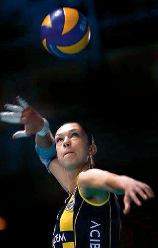Екатерина ГАМОВА заставила бразильянок лить горючие слёзы (Фото:loaflet.narod.ru)