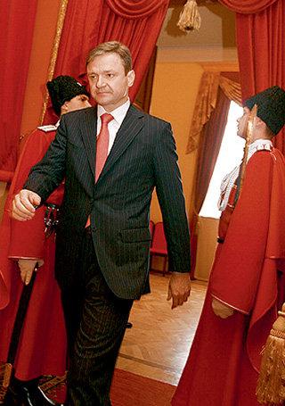Глава администрации Краснодарского края Александр ТКАЧЁВ о банде в Кущевской не знал и считал Сергея ЦАПКА меценатом