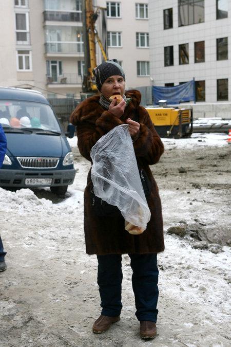 Татьяна ДОГИЛЕВА(фото Руслана ВОРОНОГО)