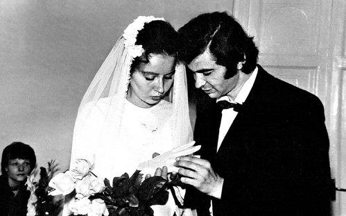 На Ирине, кандидате химических наук, Илья женился 36 лет назад