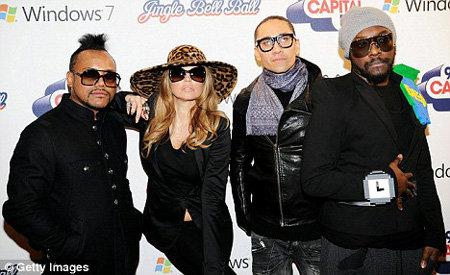 Развлекать олигарха на Новый год будет группа Black Eyed Peas