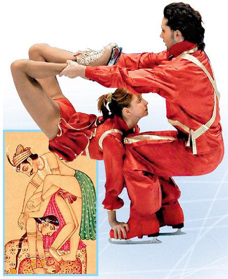 Поза «Жена Индры» (фото  figureskating.ipb.su)