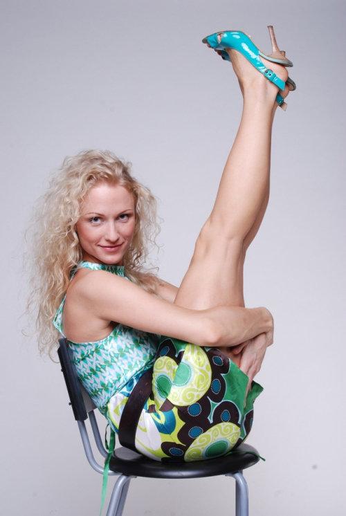 Катя ГОРДОН. Фото из личного блога певицы