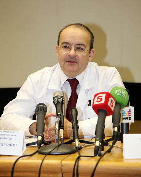 Михаил ПИРАДОВ