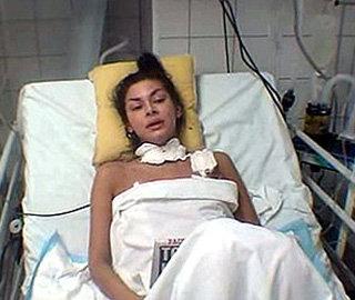 Виктория КАРАСЁВА долгое время находилась между жизнью и смертью. Фото ТНТ