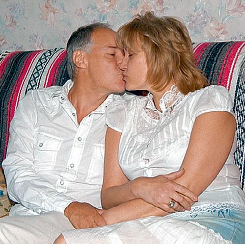 Алла и Владимир были счастливы вместе