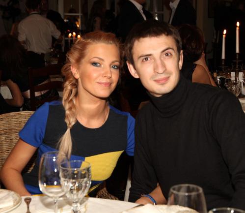 Алексей ГАВРИЛОВ с подругой