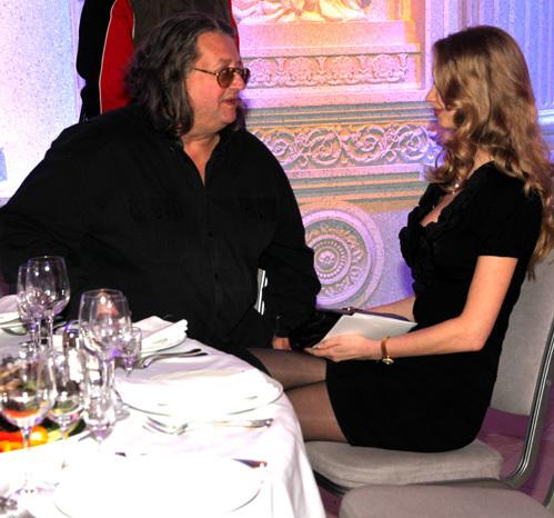 Александр ГРАДСКИЙ с супругой Мариной