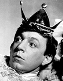 Принц Клаус в спектакле БДТ «Снежная королева» (1962 г.)