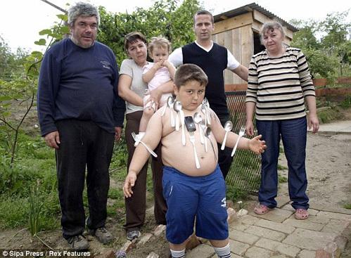 Иван СТОЙЛИКОВИЧ с семьёй