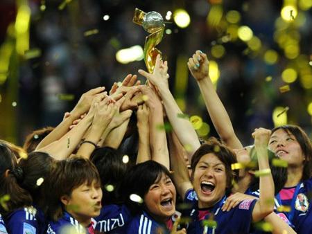 Сборная Японии впервые в своей истории стала чемпионом мира по футболу