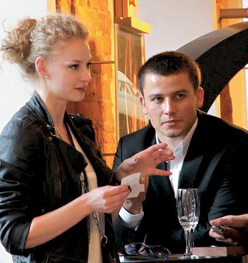 Света и Егор на премьере фильма «Древо жизни» не отходили друг от друга