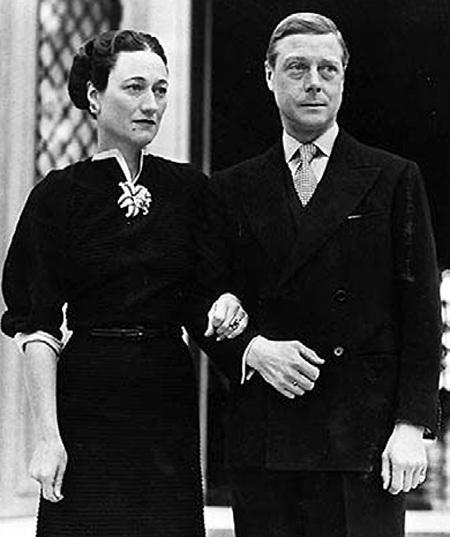 Рядом с венценосным супругом Уоллис не выглядела счастливой