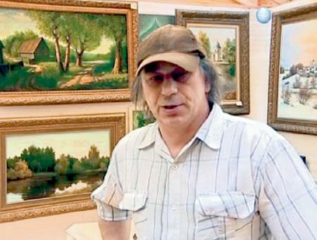 ШАВЛИКОВ затеял выставку-продажу картин, чтобы собрать хоть какие-то деньги