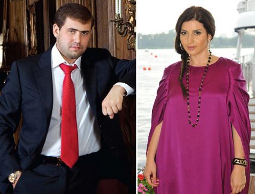 ЖАСМИН выходит замуж за молдавского бизнесмена Илана ШОРА (фото Woman.ru)