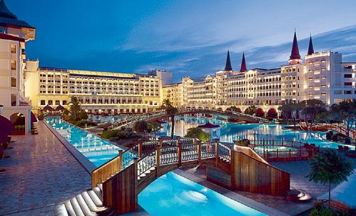 Отель ИСМАИЛОВА «Мардан-Палас» любят наши политики и олигархи