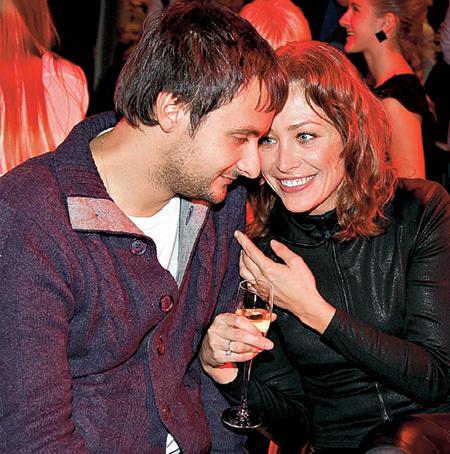Катя и Василий счастливы вместе
