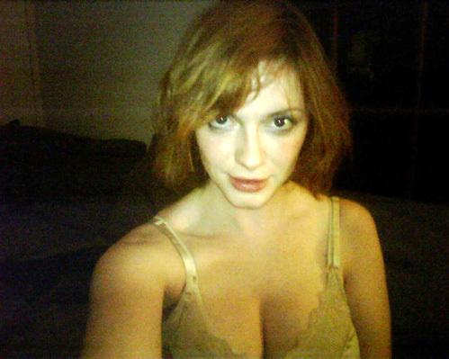 Снимки Кристины, появившиеся в Интернете
