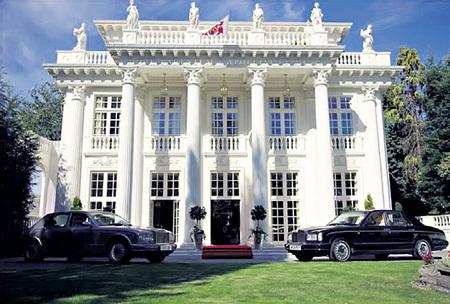 Дворец в центре Лондона Гоге справил её возлюбленный - зять президента Казахстана КУЛИБАЕВ