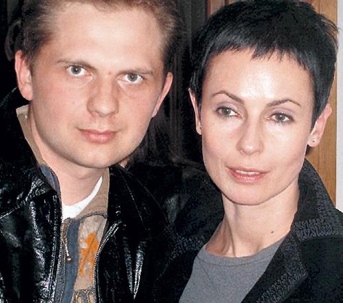 ...в котором мы опознали её фаворита - 30-летнего Олега КОТЕЛЬНИКОВА