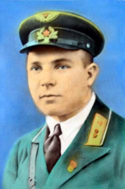 Лётчик Иван ДАЦЕНКО, пропавший без вести в 1944 г.
