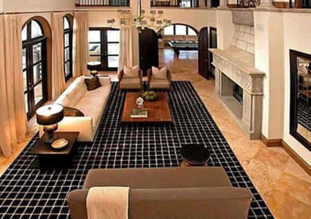 Дом МАРТИНА обставлен с элегантной простотой