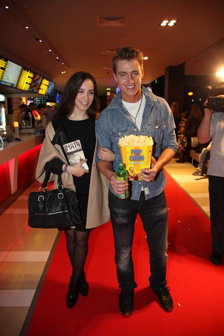 Ещё недавно Виктория ДАЙНЕКО и Алексей ВОРОБЬЕВ были счастливы вместе (фото Ларисы КУДРЯВЦЕВОЙ)