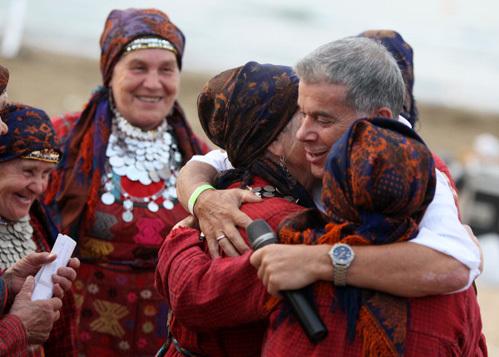 Олег ГАЗМАНОВ признался в своей любви к бабушкам (фото РИА