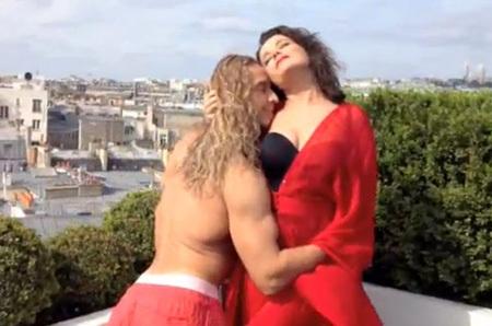 Секс наташа и тарзана